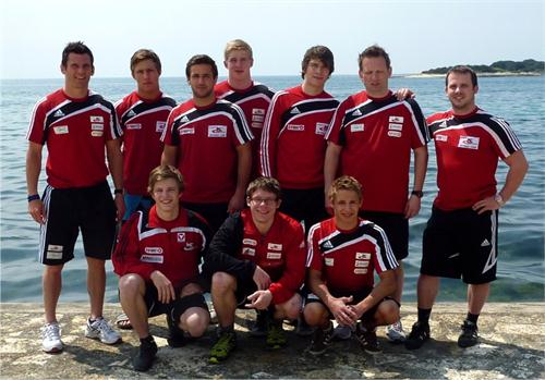 Junioren-Team Porec 2011
