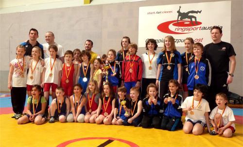 Burgeländische Schüler Landesmeisterschaft 2011