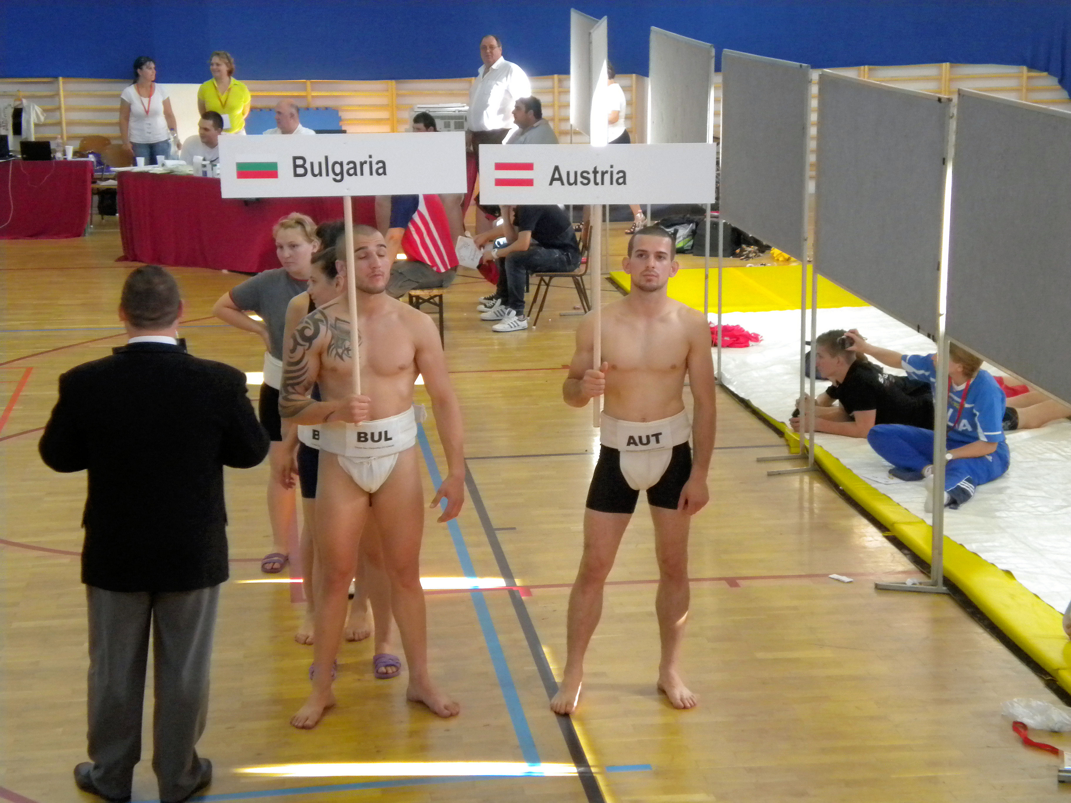3. Europe Cup - Barcis (ITA)
